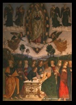 Chapelle Basso della Rovere basilique sainte marie du peuple
