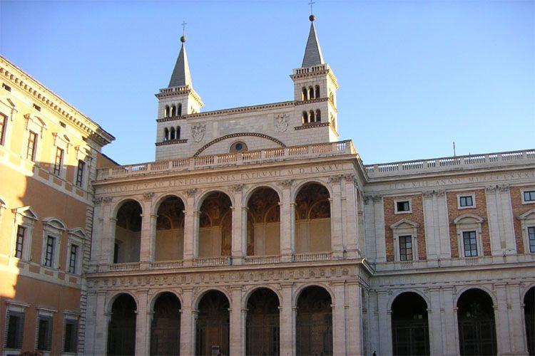 basilique saint-jean du latran