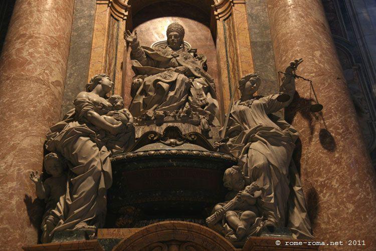 Basilique Saint Pierre De Rome Vatican