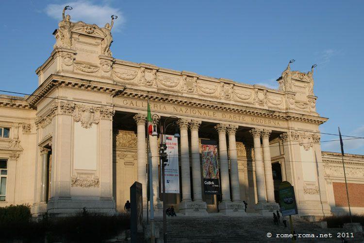 Galerie nationale d 39 art moderne et contemporain for Art contemporain moderne
