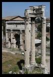 vues sur le forum de rome