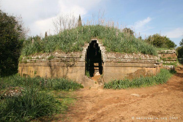 Necropoli etrusche di Cerveteri