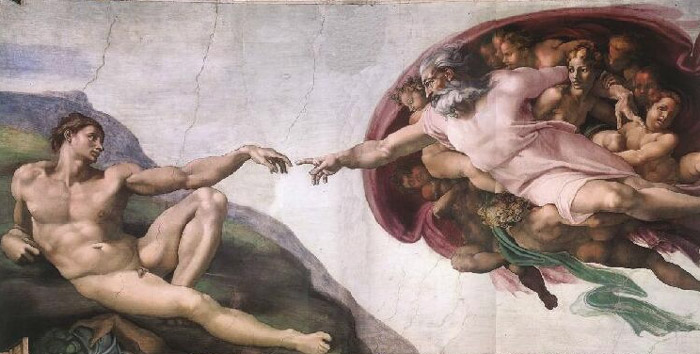 Le coin des artistes, la peinture religieuse