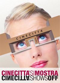 cinecitta, studios de cinema à rome