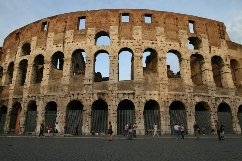 Photos De Rome Monuments Et Quartiers