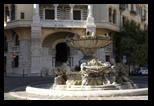 Fontaine des grenouilles - Quartier Coppedè