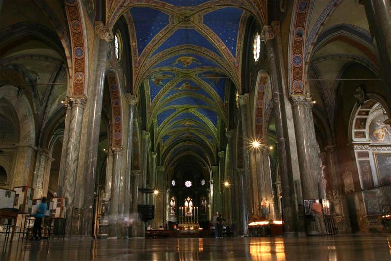 Basilique Sainte-Marie sur la Minerve