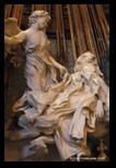 extase de sainte therese - chapelle cornaro - santa maria della vittoria