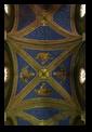 santa maria sopra minerva - plafond de la voute principale