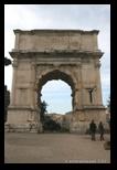 arc de titus - forum
