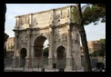 arc de constantin - rome