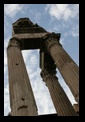 temple romain - colonnes