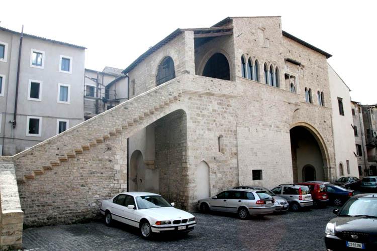 anagni, Palazzo della Ragione