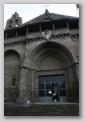 façade - basilique san flaviano de montefiascone