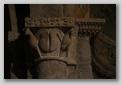 colonnes - basilique san flaviano de montefiascone