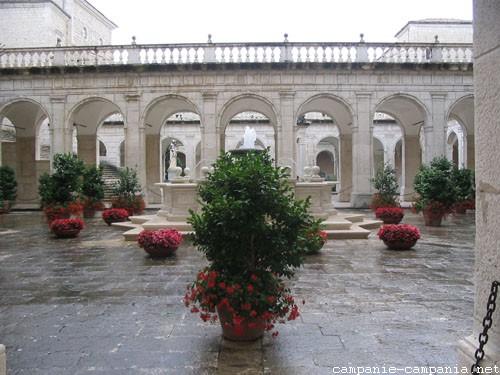 mont cassin en italie