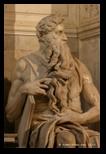 Moïse - saint pierre aux liens à Rome