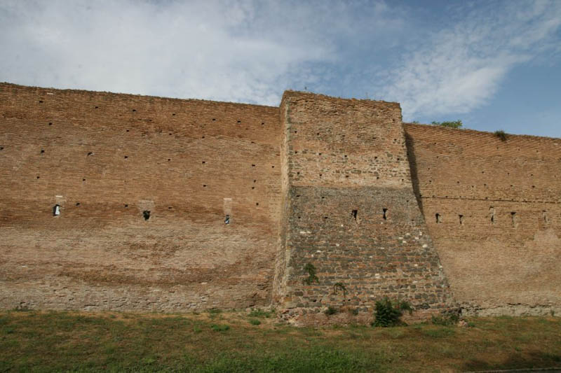 muraille de rome