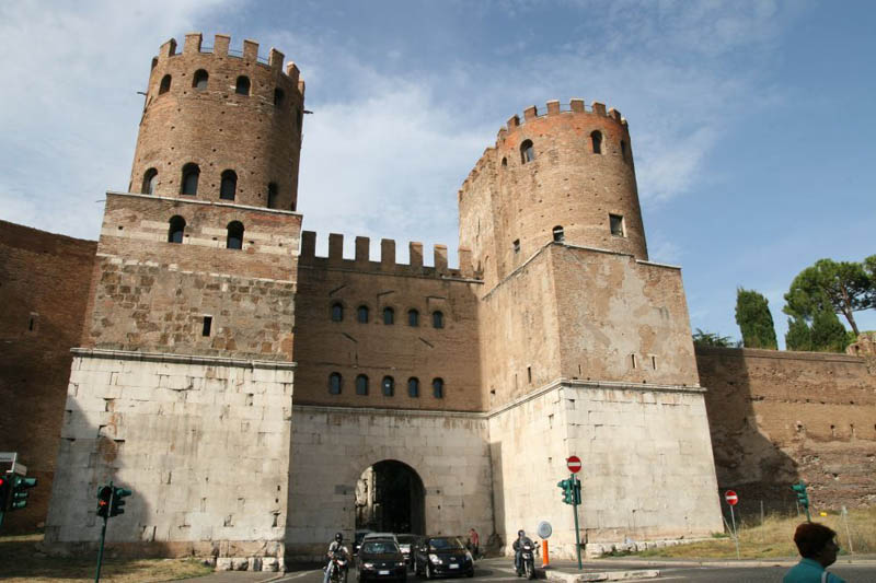 Musée des murs de Rome