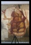 Venere seduta, Dea Barberini