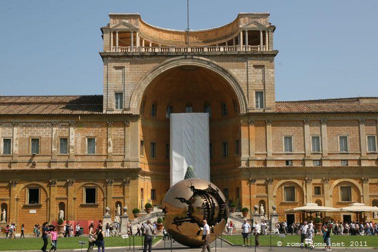 Visite des Musées du Vatican