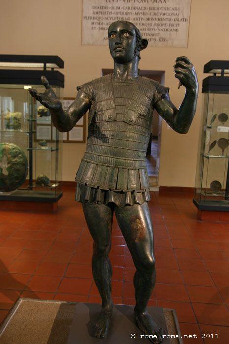 mars de todi, musée étrusque du vatican