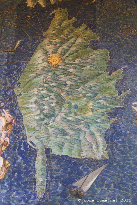 Galerie des cartes géographiques