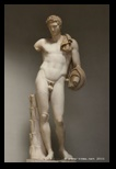 Hermès du Belvédère musées chiaramonti et pio-clementino