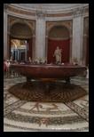 Salle circulaire : mosaïques d'Otricoli - musée pio-clementino aux musées du vatican