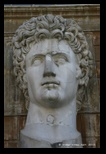 Tete colossale de Constantin