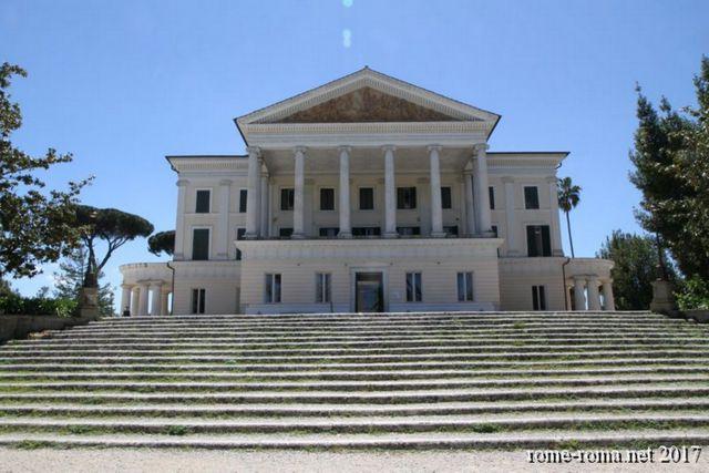 Musées de la Villa Torlonia
