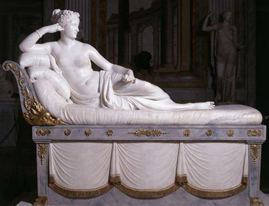 Canova, Pauline Bonaparte
