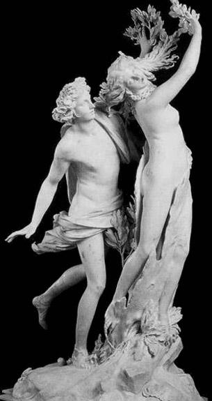 Le Bernin, Daphné et Apollon