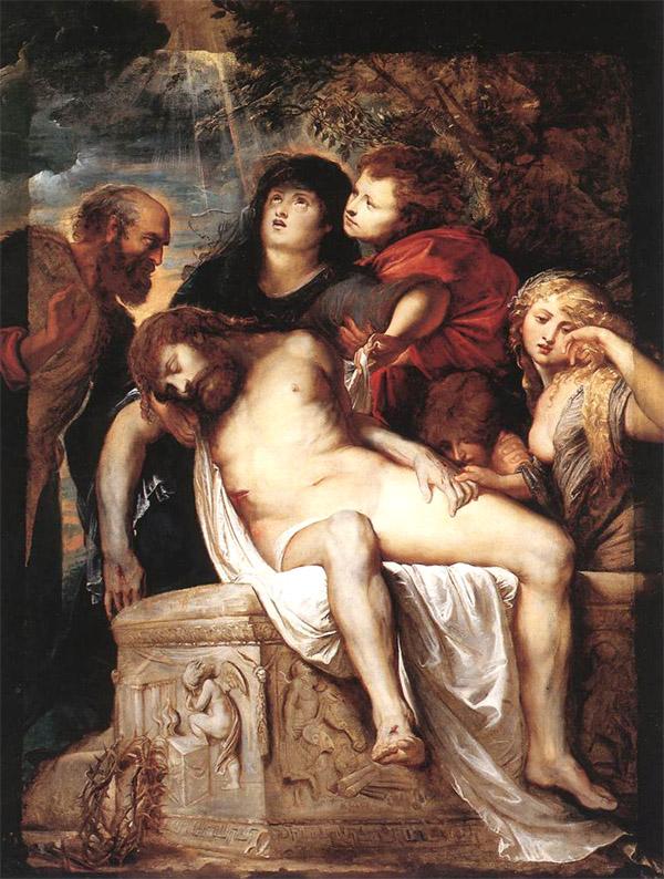 Rubens, Déposition