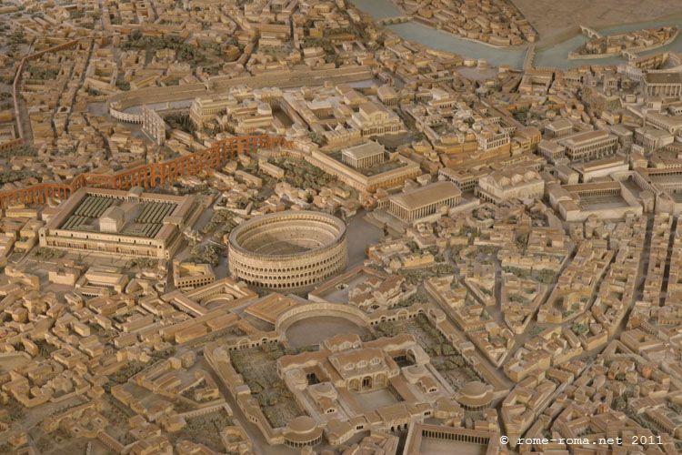 Reconstitution de la rome antique - La cuisine de la rome antique ...