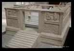 autel de la Paix d'Auguste - musée de la civilisation romaine
