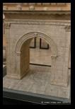 Arc de Drusus Germanicus, Spolète - musée de la civilisation romaine