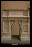 Arc de Trajan, Bénévent - musée de la civilisation romaine