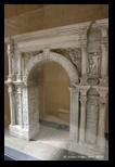 Arc romain de Besançon - musée de la civilisation romaine