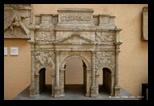 Arc romain d'Orange - musée de la civilisation romaine