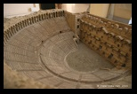 Théâtre d'Aspendos, Turquie - musée de la civilisation romaine