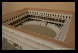 Caserne de gladiateurs : ludus magnus
