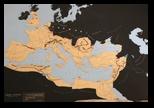 carte empire romain à son apogée