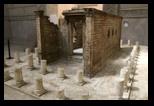 Temple d'Auguste, à Ankara - musée de la civilisation romaine