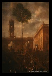 Agostino Tassi, l'albero della cuccagna sulla piazza del campidoglio (1632)