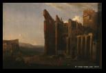 Circa 1629, Bartholomeus Breemberg, Fantasia di vedute romane