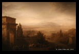 Ducros, Vista di pio 6 alle paludi pontine, 1786