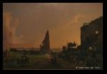 Ippolito Caffi, Festa degli artisti a tor Cervara, 1844