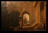 Jean le Maire, Veduta fantastica con arco di porto gallo tempio di venere, prima meta del XVIIe