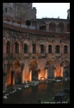 marchés de Trajan à Rome